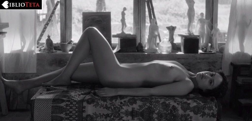 Aida Folch - El Artista Y La Modelo 01