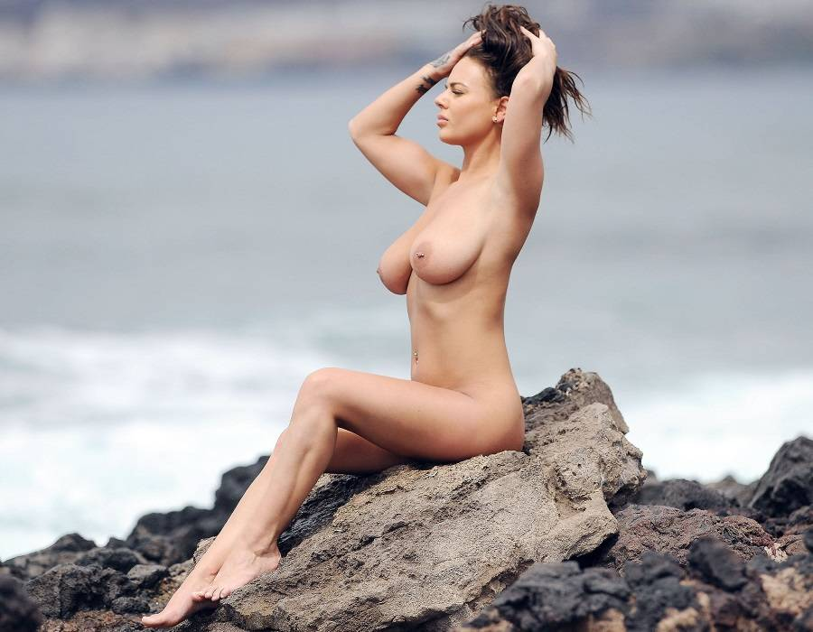 Chantelle Connelly - Tenerife 01