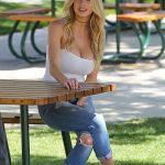 Charlotte McKinney - Malibu 09