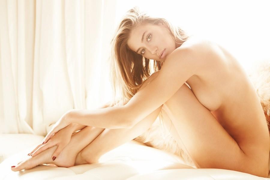 Jessica Serfaty - Gosee Magazine 01