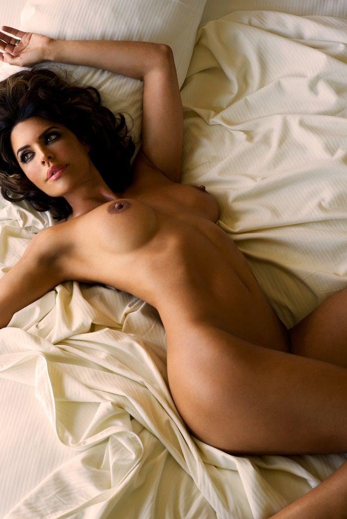 Naked lisa rinna