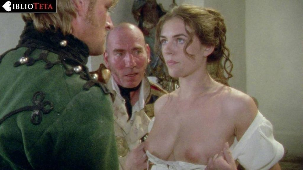 Elizabeth Hurley - Sharpes Enemy 01