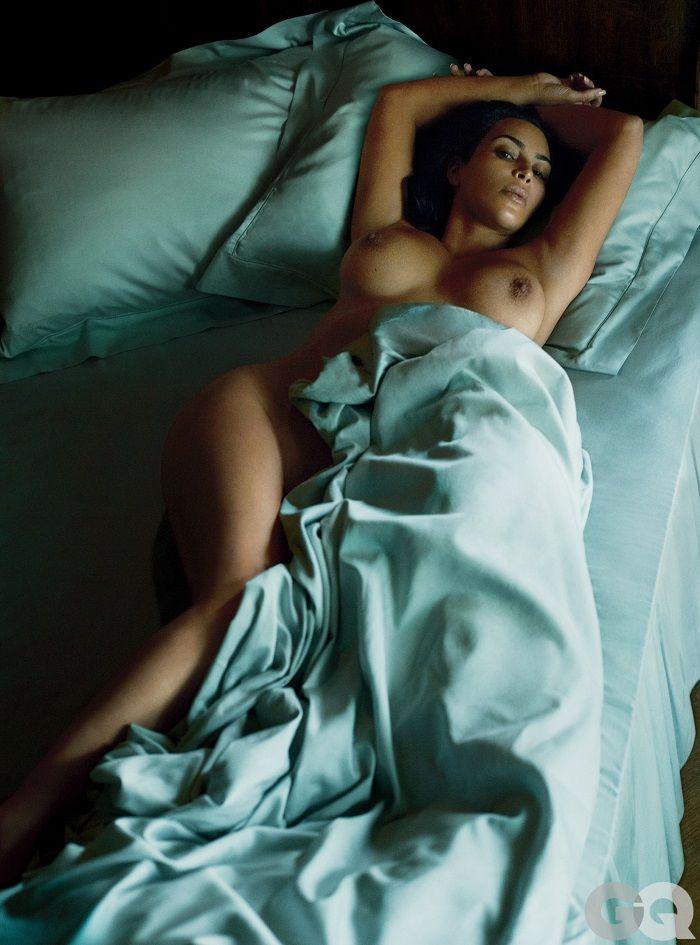 Kim Kardashian - GQ 01
