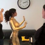 Lola Ortiz - Primera Linea making of 17