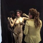 Lola Ortiz - Primera Linea making of 21