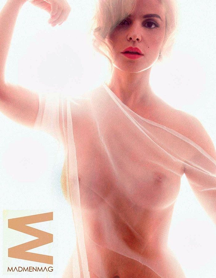 Marta Torne - Mad Men Magazine 01