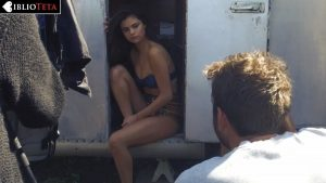 Selena Gomez - GQ making of 06