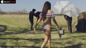 Selena Gomez - GQ making of 10