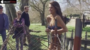 Selena Gomez - GQ making of 12