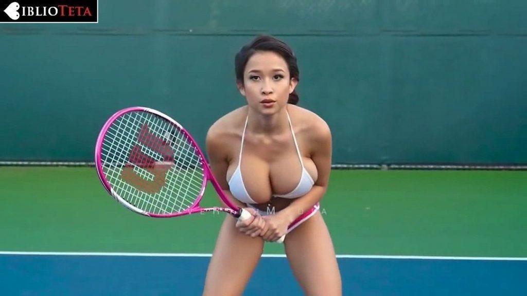 Elizabeth Anne Pelayo - Tennis 01