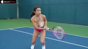Elizabeth Anne Pelayo - Tennis 03