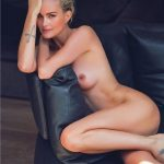 Laeticia Hallyday - Lui Magazine 04