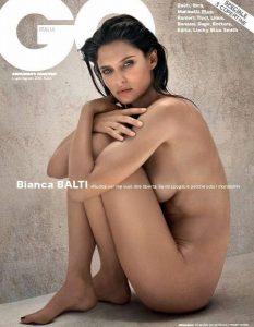 Bianca Balti - GQ Italia 07