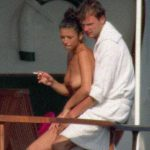 Catherine Zeta-Jones - topless France 02