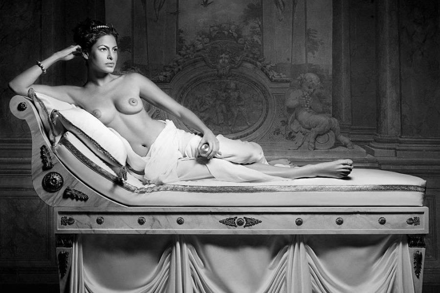 Eva Mendes - Francesco Vezzoli 01