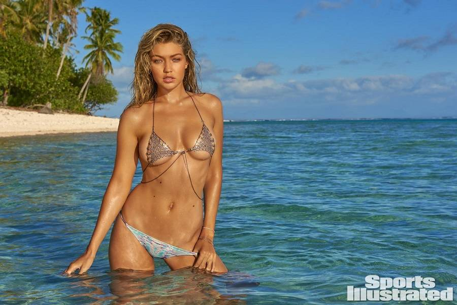 Gigi Hadid - Sports Illustrated 01