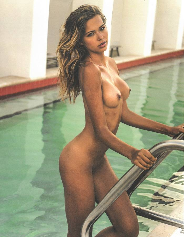 Sandra Kubicka - Treats Magazine 01
