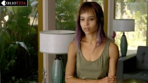 Zoe Kravitz - The Road Within 02