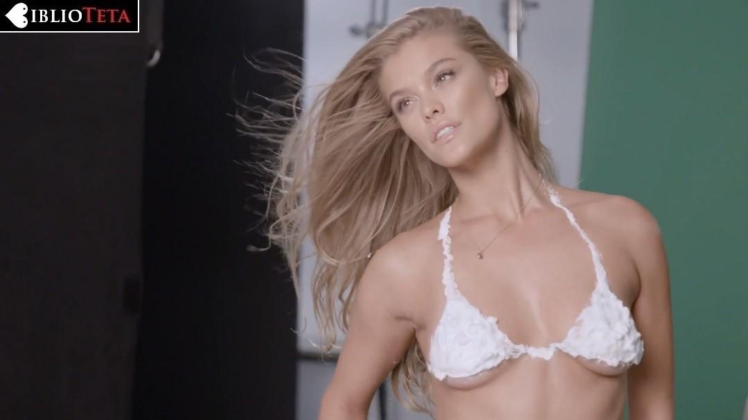 Nina Agdal Se Desnuda Para Promocionar Crema De Afeitar