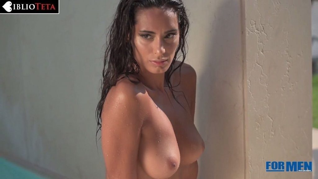 Raffaella Modugno - For Men Magazine