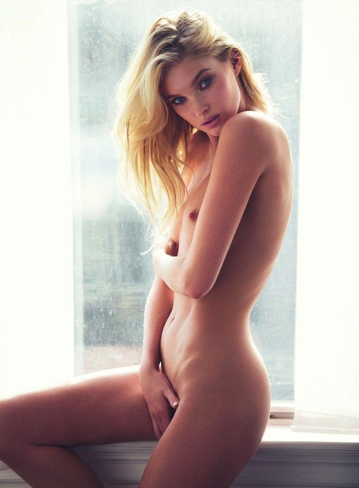 Elsa Hosk - Lui Magazine