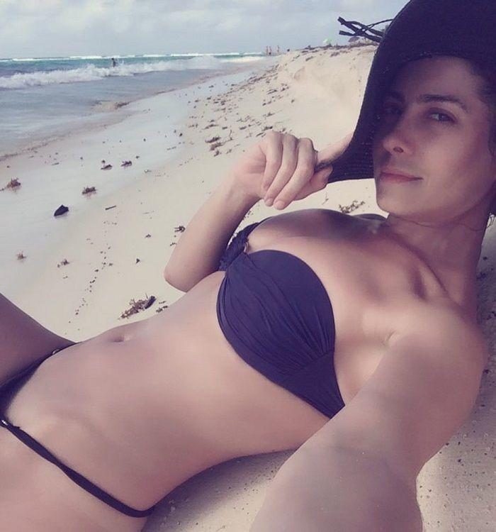 La Semana En Twitpics Daniela Blume Marlene Mourreau Sofia
