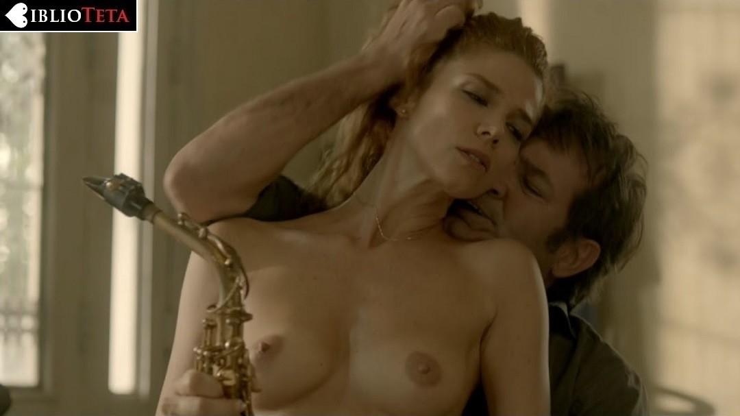 Juana Acosta Desnuda En Cuatro Estaciones En La Habana 1x01