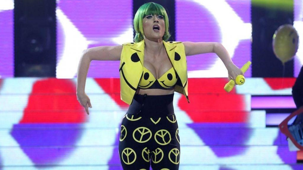 Ana Morgade - Katy Perry