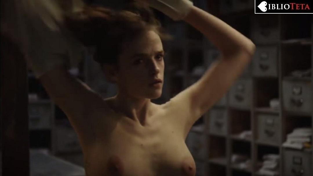 Susana Abaitua Desnuda En Sé Quién Eres 1x11