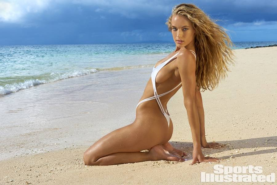 Hannah Ferguson - Sports Illustrated 2017