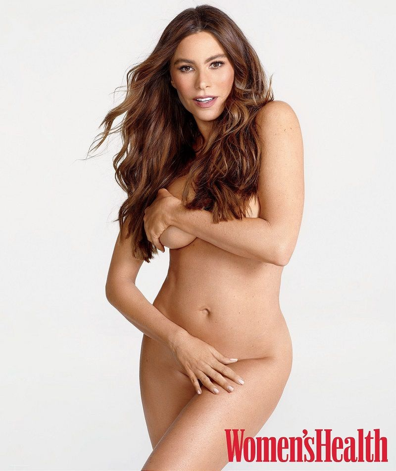 Sofia Vergara - Womens Health