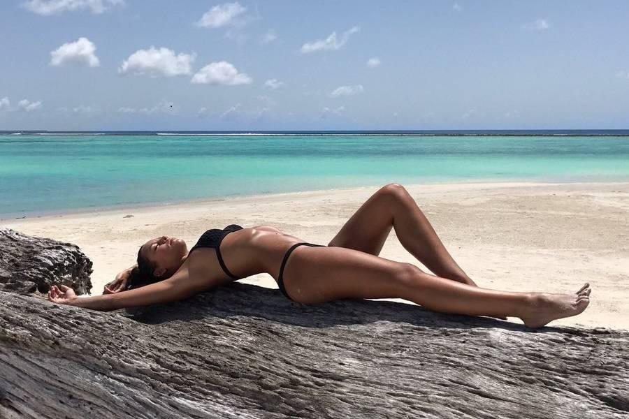 Cristina Pedroche en bikini