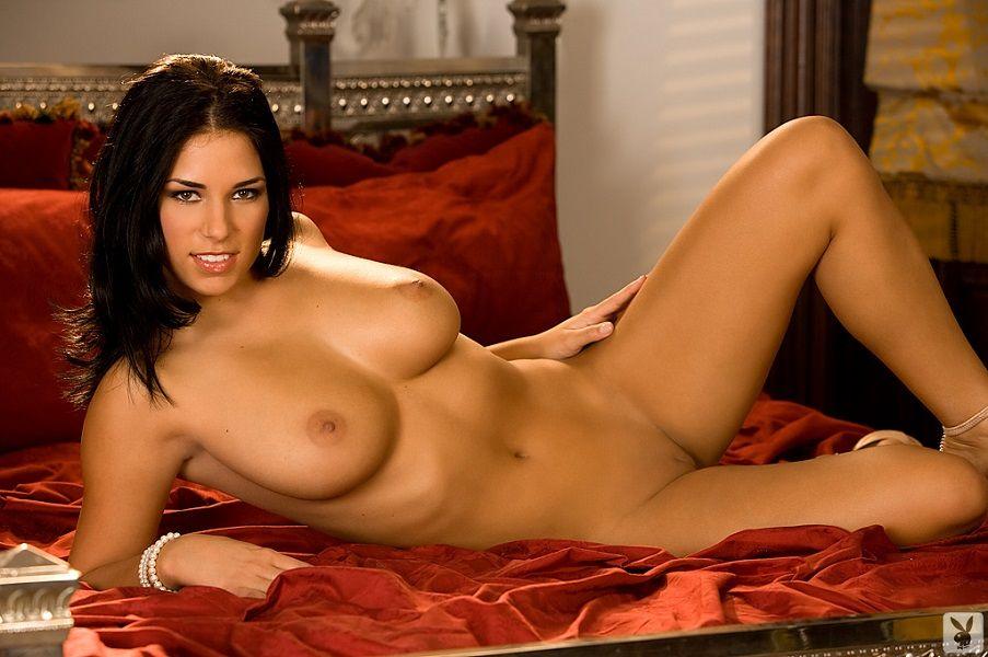 Las Mejores Fotos De Janine Habeck Posando Desnuda Para Playboy
