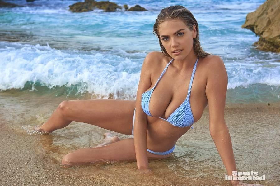Kate Upton - Sports Illustrated 2018