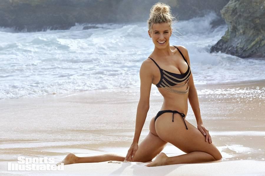 Eugenie Bouchard - Sports Illustrated