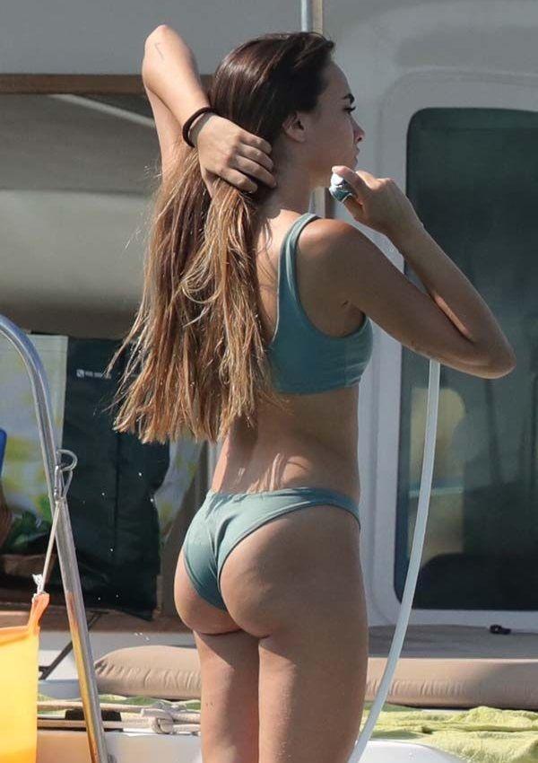 Aitana Ocaña bikini