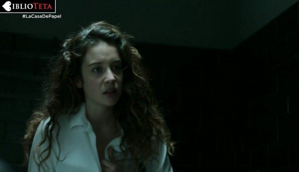 Maria Pedraza - La Casa De Papel
