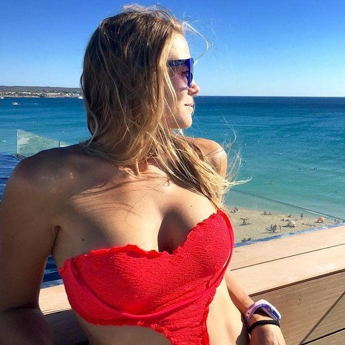 Patricia Montero bikini