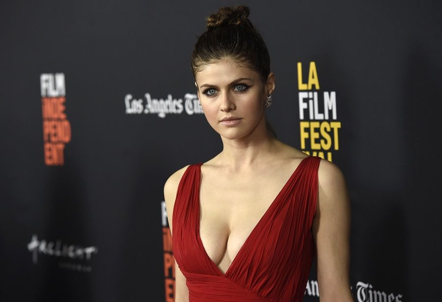 Alexandra Daddario - Los Angeles Film Festival