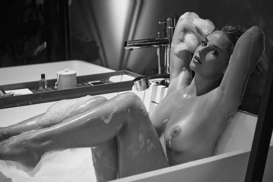 Genevieve Morton - Derek Riker
