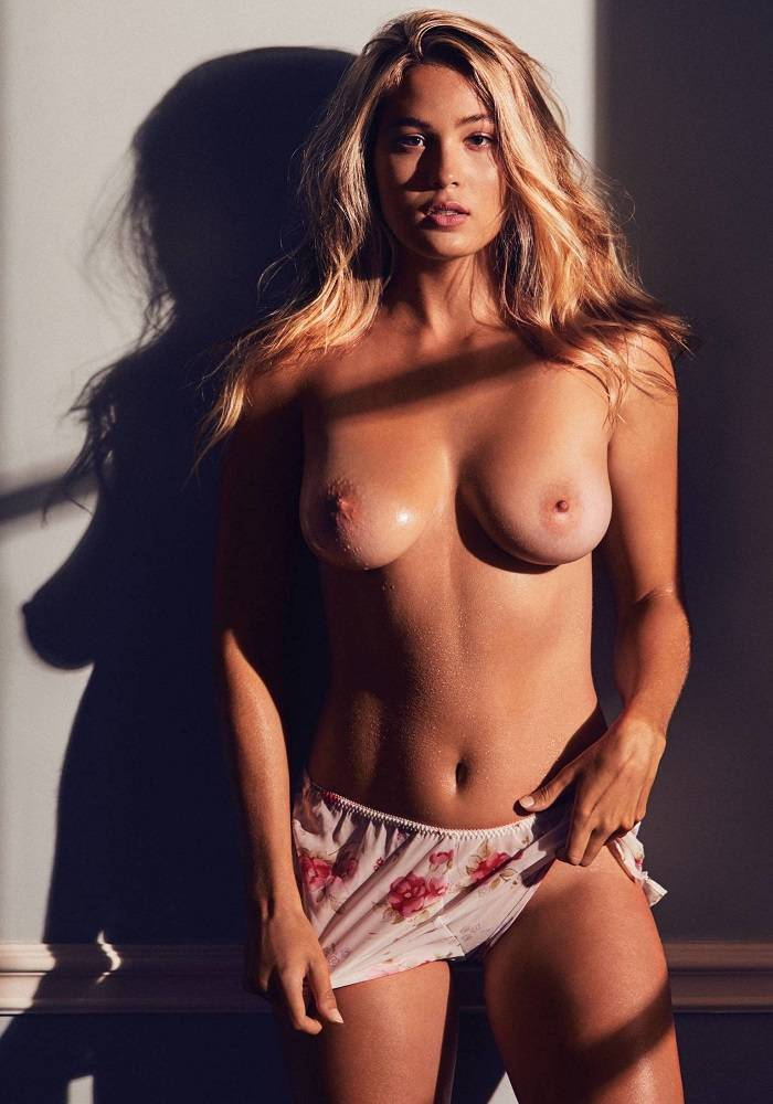 Megan Moore - Playboy