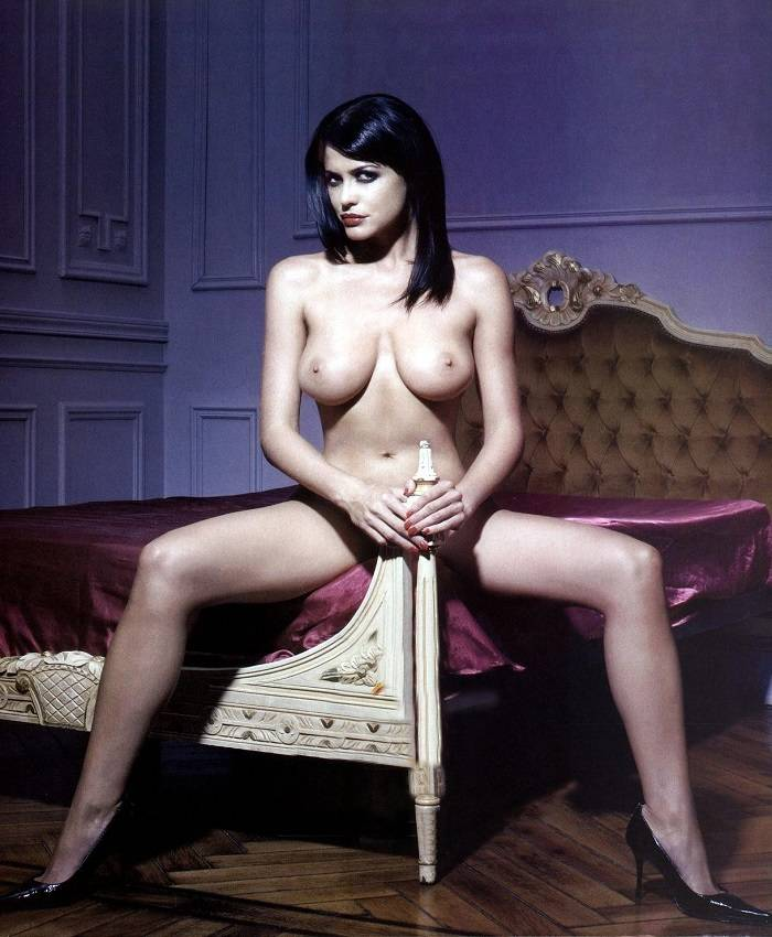 Pamela David - Playboy