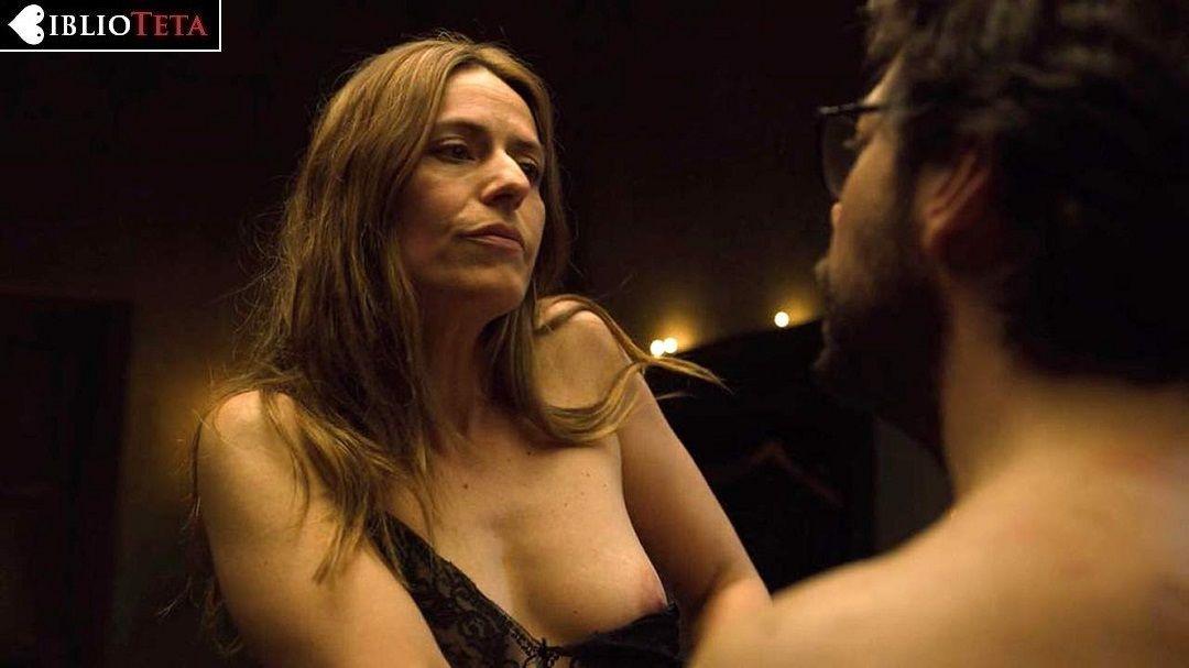Itziar Ituño Desnuda En La Casa De Papel 3x07