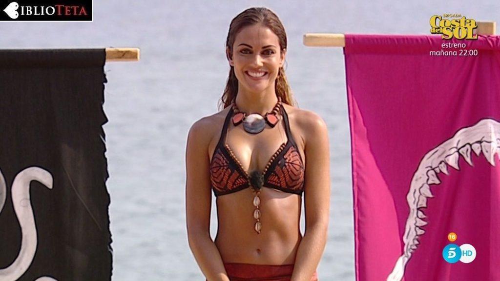 Lara Álvarez - Supervivientes 2019