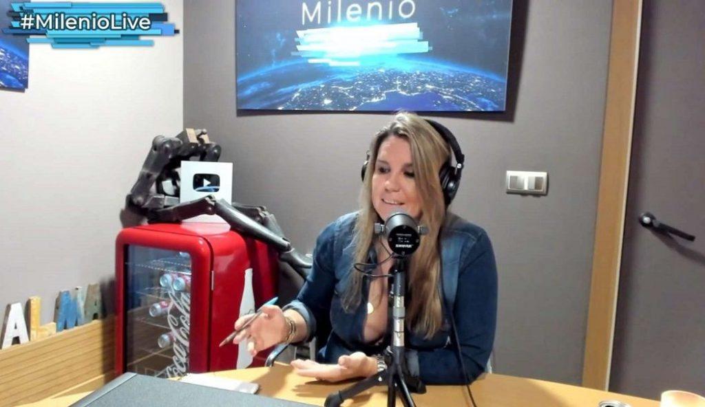 Carmen Porter - Milenio Live