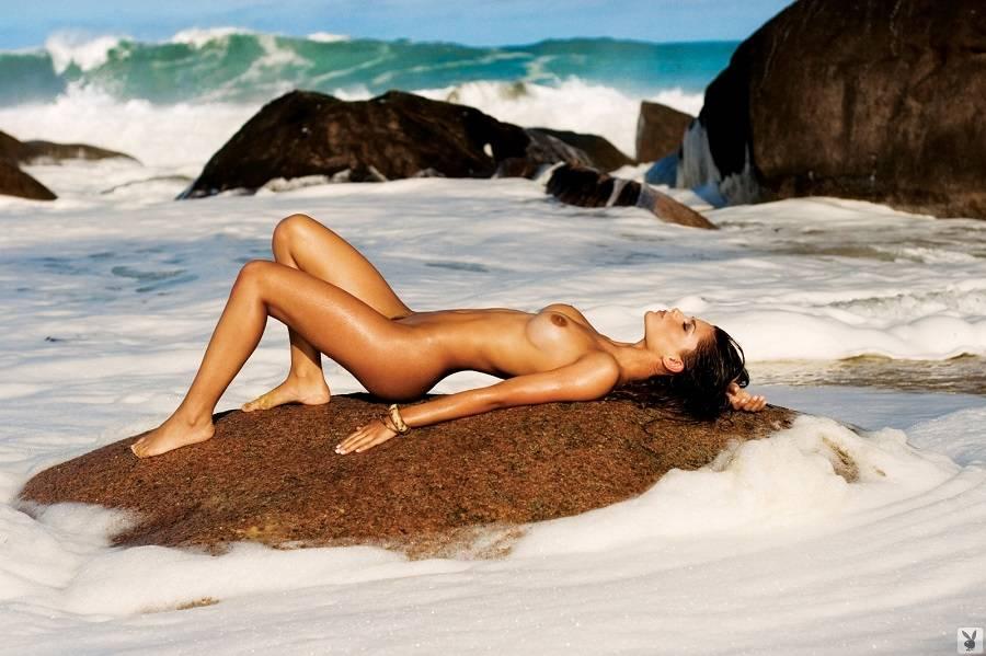 Karina Flores - Playboy