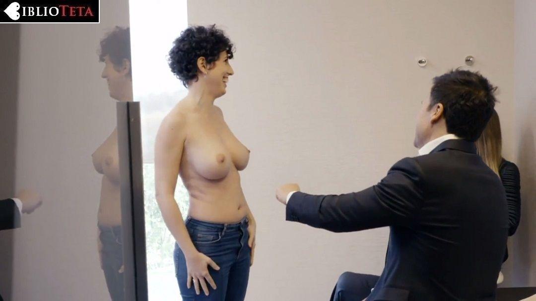 Ana Joven Desnuda En Monica Y El Sexo 1x07 La Biblioteta