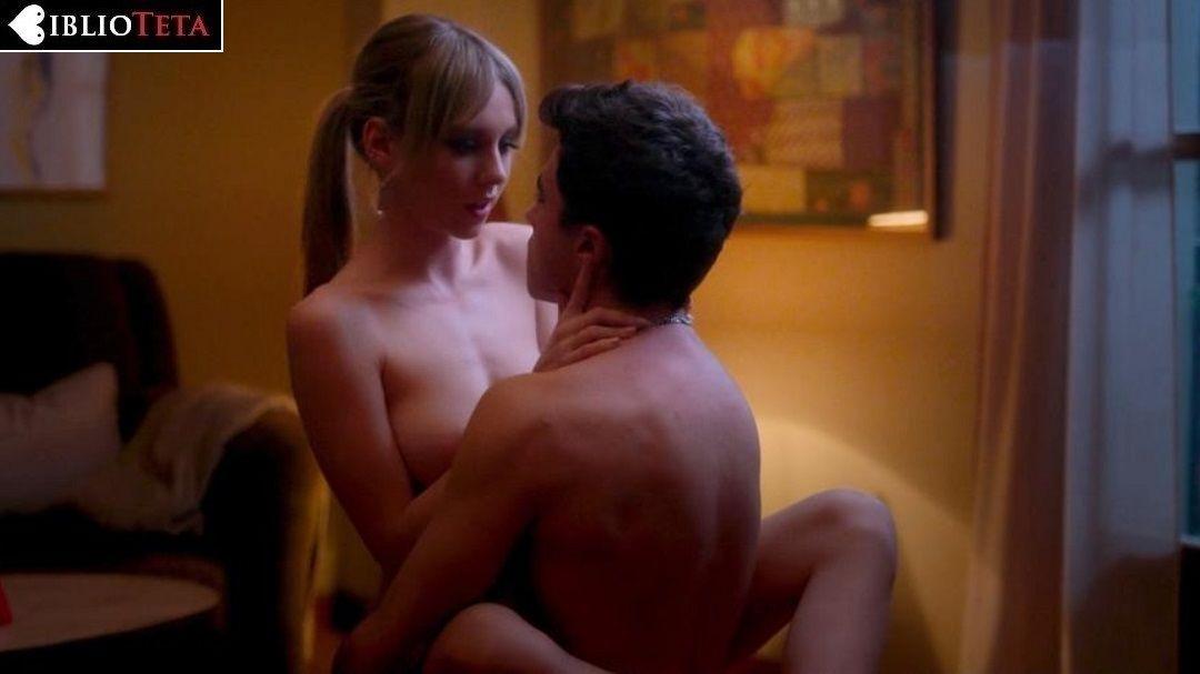 Ester Exposito Desnuda En Elite 2x03 La Biblioteta