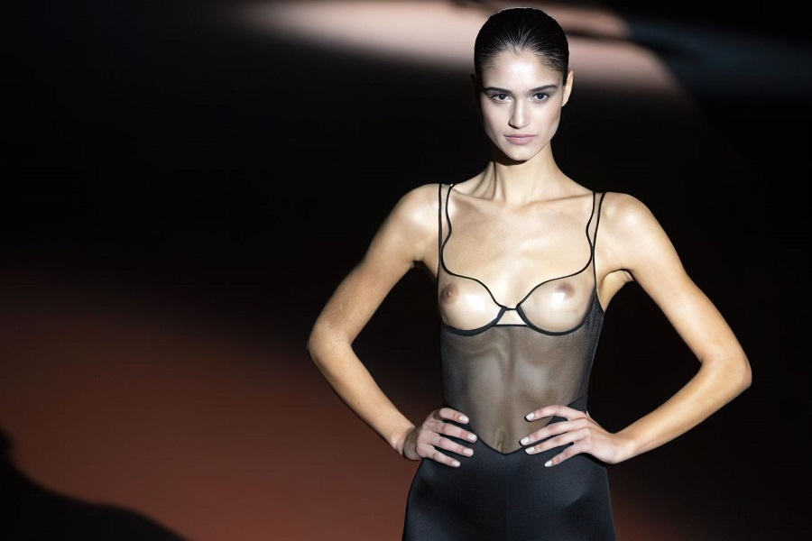Claudia Martin - Madrid Fashion Week