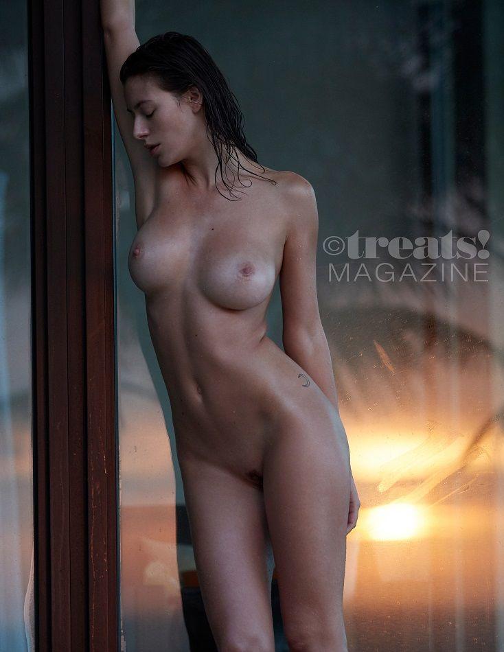 Nuevas Imagenes De Alejandra Guilmant En Su Desnudo Integral Para